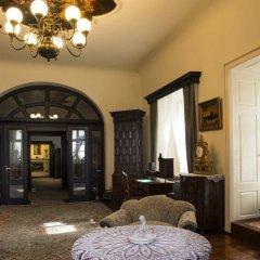 Grand Hotel Praha интерьер отеля