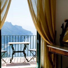 Отель Palumbo Италия, Равелло - отзывы, цены и фото номеров - забронировать отель Palumbo онлайн балкон