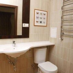 Отель Druskininkai Hotel Литва, Друскининкай - 1 отзыв об отеле, цены и фото номеров - забронировать отель Druskininkai Hotel онлайн ванная
