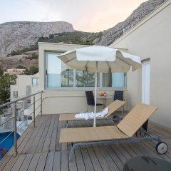 Hotel Antinea Suites & SPA балкон