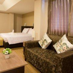 Отель Golden Jade Suvarnabhumi комната для гостей фото 2