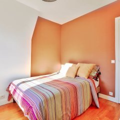 Апартаменты Charming parisian Apartment - Monge комната для гостей фото 2