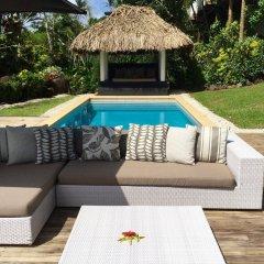 Отель Taveuni Palms Фиджи, Остров Тавеуни - отзывы, цены и фото номеров - забронировать отель Taveuni Palms онлайн бассейн фото 2