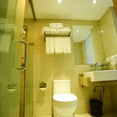 Отель Insail Hotels Railway Station Guangzhou ванная