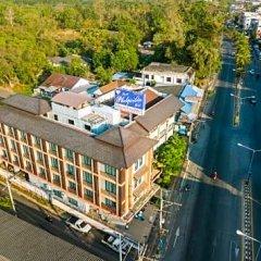 Отель Krabi Phetpailin Hotel Таиланд, Краби - отзывы, цены и фото номеров - забронировать отель Krabi Phetpailin Hotel онлайн бассейн