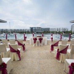 Отель One15 Marina Club Сингапур помещение для мероприятий фото 2