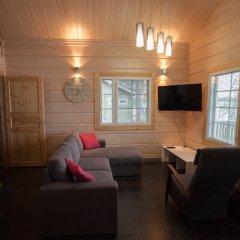 Отель SResort Sauna Villas Финляндия, Лаппеэнранта - отзывы, цены и фото номеров - забронировать отель SResort Sauna Villas онлайн комната для гостей