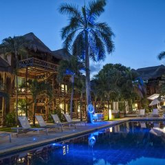 Magic Blue Boutique Hotel бассейн фото 3