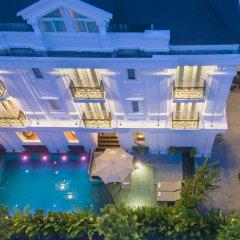 Отель Le Pavillon Hoi An Central Villa с домашними животными