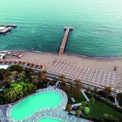 Отель Sentido Perissia пляж