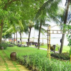 Отель Vinh Hung Riverside Resort & Spa фото 9