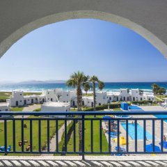 Отель Aeolos Hotel Греция, Мастичари - отзывы, цены и фото номеров - забронировать отель Aeolos Hotel онлайн балкон