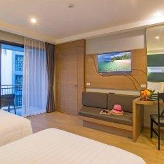 Отель AVA Sea Resort комната для гостей фото 5