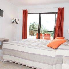 Отель Apartamentos Sol Romantica комната для гостей фото 4