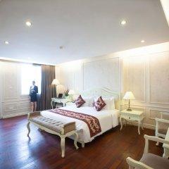 Отель Medallion Hanoi Hotel Вьетнам, Ханой - отзывы, цены и фото номеров - забронировать отель Medallion Hanoi Hotel онлайн комната для гостей фото 3