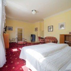 Отель FESTIVAL Hotel Apartments Чехия, Карловы Вары - отзывы, цены и фото номеров - забронировать отель FESTIVAL Hotel Apartments онлайн комната для гостей фото 7