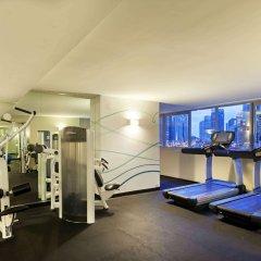 Отель Wyndham Grand Chicago Riverfront фитнесс-зал