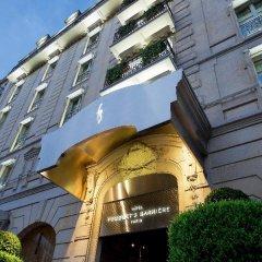 Отель Hôtel Barrière Le Fouquet's вид на фасад фото 3