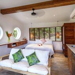 Отель The Remote Resort, Fiji Islands комната для гостей фото 3