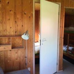 Отель Ajstrup Beach Camping & Cottages Дания, Орхус - отзывы, цены и фото номеров - забронировать отель Ajstrup Beach Camping & Cottages онлайн сауна