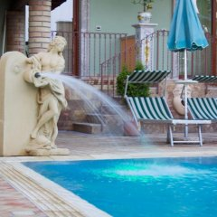 Отель B&B Villa Cristina Джардини Наксос бассейн фото 3
