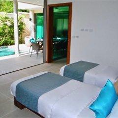 Отель Rawai Superb Ka Villa 4 bedrooms бассейн