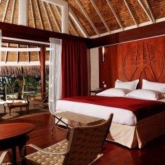 Отель Sofitel Bora Bora Marara Beach Resort комната для гостей