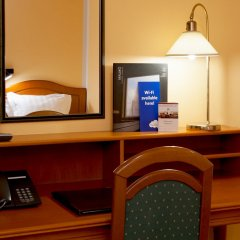 Отель Teaterhotellet Швеция, Мальме - 1 отзыв об отеле, цены и фото номеров - забронировать отель Teaterhotellet онлайн удобства в номере