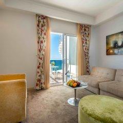 Отель Farah Tanger Марокко, Танжер - отзывы, цены и фото номеров - забронировать отель Farah Tanger онлайн комната для гостей фото 5
