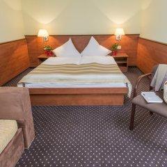 Отель Bacero Польша, Вроцлав - отзывы, цены и фото номеров - забронировать отель Bacero онлайн комната для гостей фото 5