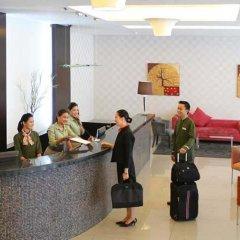 Отель Diamond Suites And Residences Филиппины, Лапу-Лапу - 1 отзыв об отеле, цены и фото номеров - забронировать отель Diamond Suites And Residences онлайн интерьер отеля фото 2