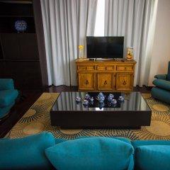 Отель Best Western Plus Puebla комната для гостей