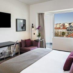 Avani Avenida Liberdade Lisbon Hotel комната для гостей фото 3