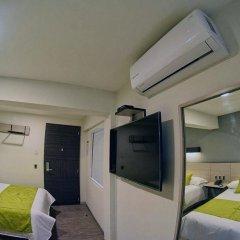 Отель Expo Inn Мексика, Гвадалахара - отзывы, цены и фото номеров - забронировать отель Expo Inn онлайн комната для гостей фото 5