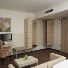 Отель H+ Hotel München Германия, Мюнхен - отзывы, цены и фото номеров - забронировать отель H+ Hotel München онлайн комната для гостей фото 3