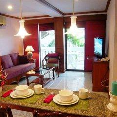 Отель The Residence Garden Таиланд, Паттайя - отзывы, цены и фото номеров - забронировать отель The Residence Garden онлайн комната для гостей фото 3