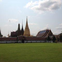 Nivas Siam Hostel Бангкок спортивное сооружение