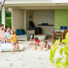 Отель Holiday Inn Resort Kandooma Maldives с домашними животными