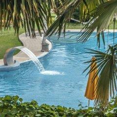 Отель Terme Helvetia Италия, Абано-Терме - 3 отзыва об отеле, цены и фото номеров - забронировать отель Terme Helvetia онлайн пляж