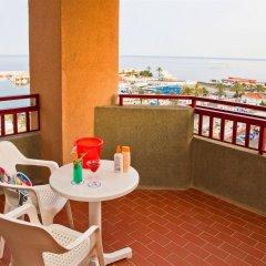 Отель Las Palmeras Фуэнхирола балкон
