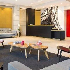 Отель Citadines Tour Eiffel Paris интерьер отеля