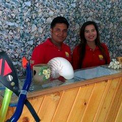Dream Inn Sun Beach Hotel Остров Гасфинолу интерьер отеля фото 3