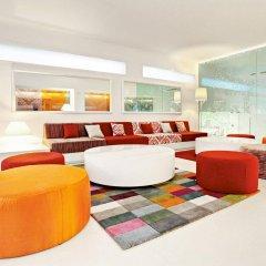 Отель Grupotel Ibiza Beach Resort - Adults Only интерьер отеля