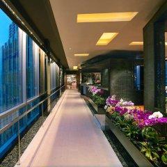 Отель Grand Hyatt Guangzhou интерьер отеля