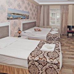 Nagehan Hotel Old City сауна
