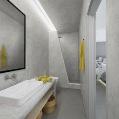 Отель Sea La Vie Beachfront Suites Греция, Остров Санторини - отзывы, цены и фото номеров - забронировать отель Sea La Vie Beachfront Suites онлайн ванная фото 2