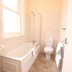 Langfords Hotel ванная
