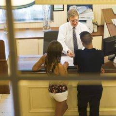 HRC Hotel интерьер отеля фото 2