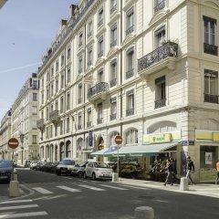 Отель Hôtel Vaubecour Франция, Лион - отзывы, цены и фото номеров - забронировать отель Hôtel Vaubecour онлайн