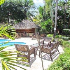 Отель Los Corales Villas & Aparts Ocean View Доминикана, Пунта Кана - отзывы, цены и фото номеров - забронировать отель Los Corales Villas & Aparts Ocean View онлайн бассейн фото 3